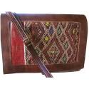 Leather Briefcase Julius Brown