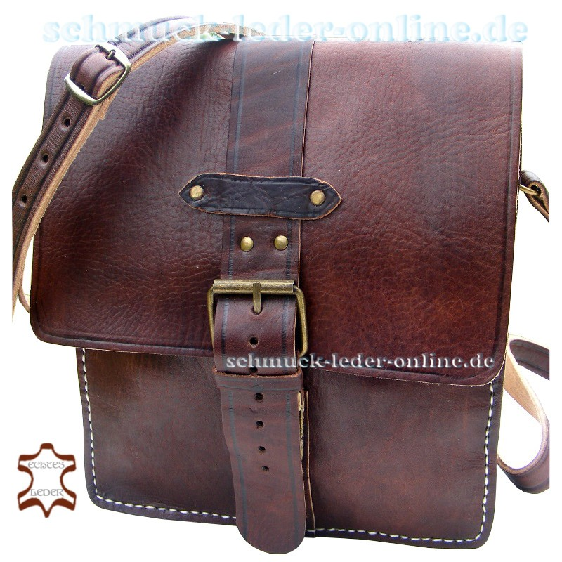 ♥ Medium Messenger Leather Bag ☆ Natural leather ☆ Men bag ☆ cheap 3ec21bc7829eb