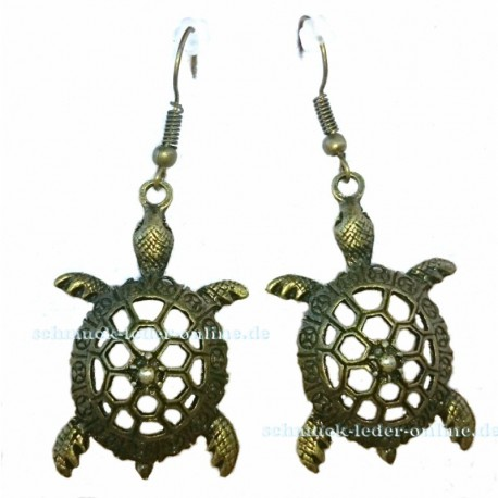 Antik Bronze Turtle Earrings Fashion jewelry jewellery
