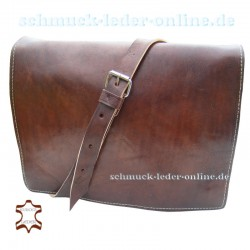 Leather Briefcase Julius Brown